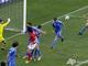 Первый гол в ворота греков подкрался неожиданно