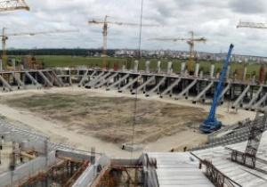 Львовский стадион увеличил свою вместительность