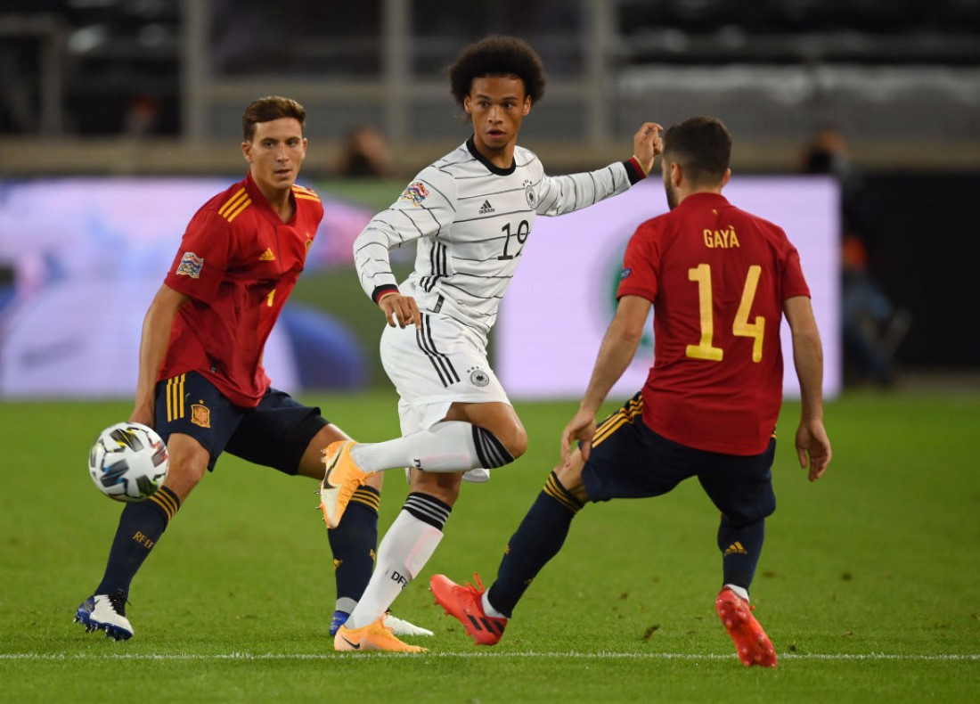 Германия - Испания: видео голов и обзор матча