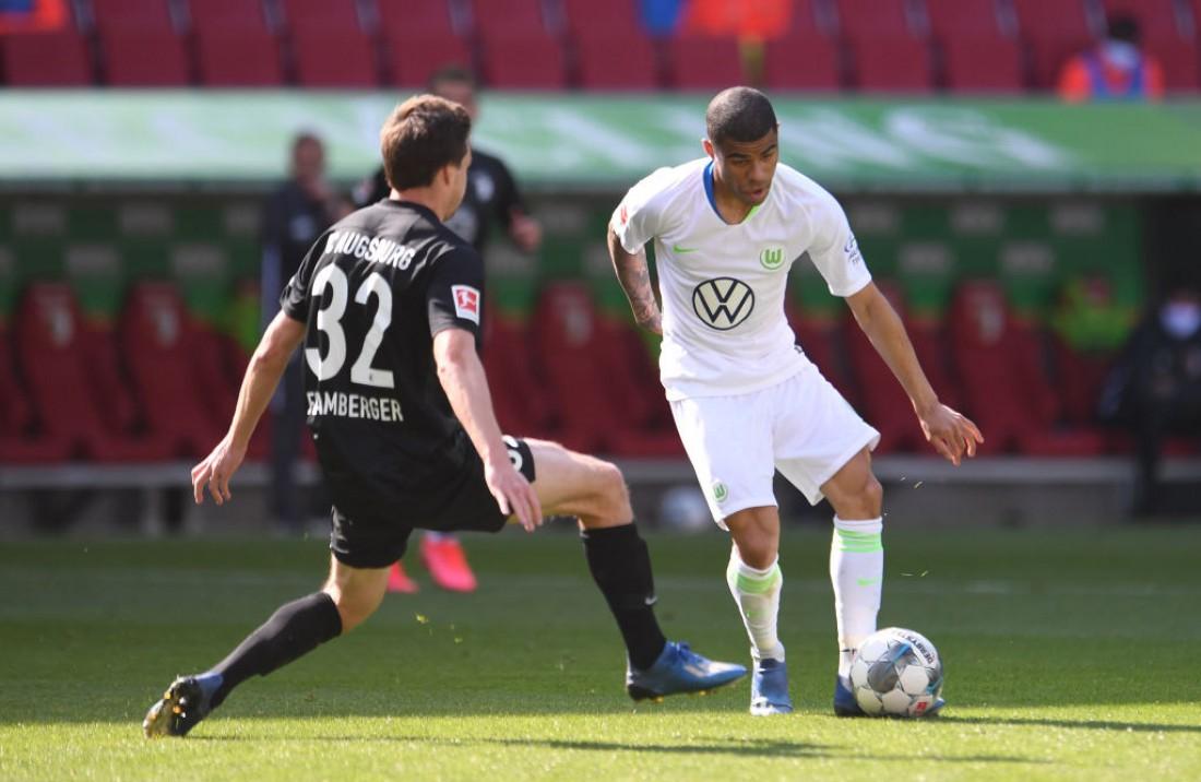 Аугсбург - Вольфсбург: обзор матча