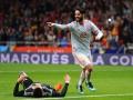 Полузащитник сборной Испании Иско впервые в карьере оформил хет-трик