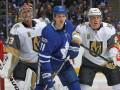 НХЛ: Вегас уступил Торонто, Виннипег разгромил Даллас и другие матчи