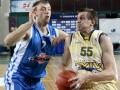 Суперлига: БК Киев не совладал с Азовмашем, Донецк триумфовал с отрывом в 58 очков