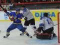 Сборная Украины снова накидала 8 шайб сопернику на чемпионате мира