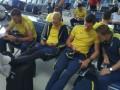 Гармаш со сборной Украины отправился на игру в Исландию