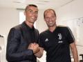 Аллегри опроверг слухи, связанные с желанием Роналду сменить клуб