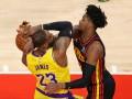 НБА: Лейкерс обыграл Атланту, Финикс с трудом обошел Даллас