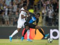 ЛАСК - Брюгге 0:1 видео гола и обзор матча плей-офф Лиги чемпионов