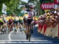 Тур де Франс: Мартин – победитель первого горного финиша