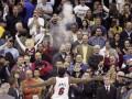 NBA. Король вернулся домой и учинил погром