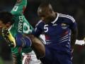 Галлас объявил о завершении карьеры в сборной Франции