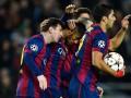 Голы Ракитича, Суареса и Месси приносят победу Барселоне