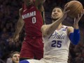 Данк Симмонса в прорыве - лучший момент дня в НБА