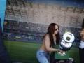 Фотогалерея: Двойной удар. FEMEN вновь атаковали Кубок Европы