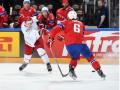 Беларусь - Норвегия 4:3 Видео шайб и обзор матча ЧМ по хоккею