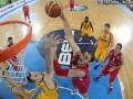 Евробаскет 2013: Украина выигрывает матч у Сербии