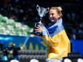First of all - Слава Україні: Победная речь украинской чемпионки Australian Open