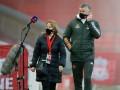 Сульшер - о матче с Ливерпулем: Я разочарован, мы упустили возможность оторваться