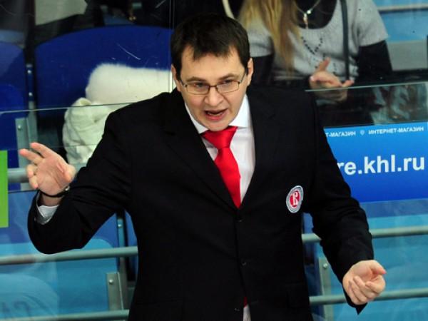 Андрей Назаров возглавил ХК Донбасс
