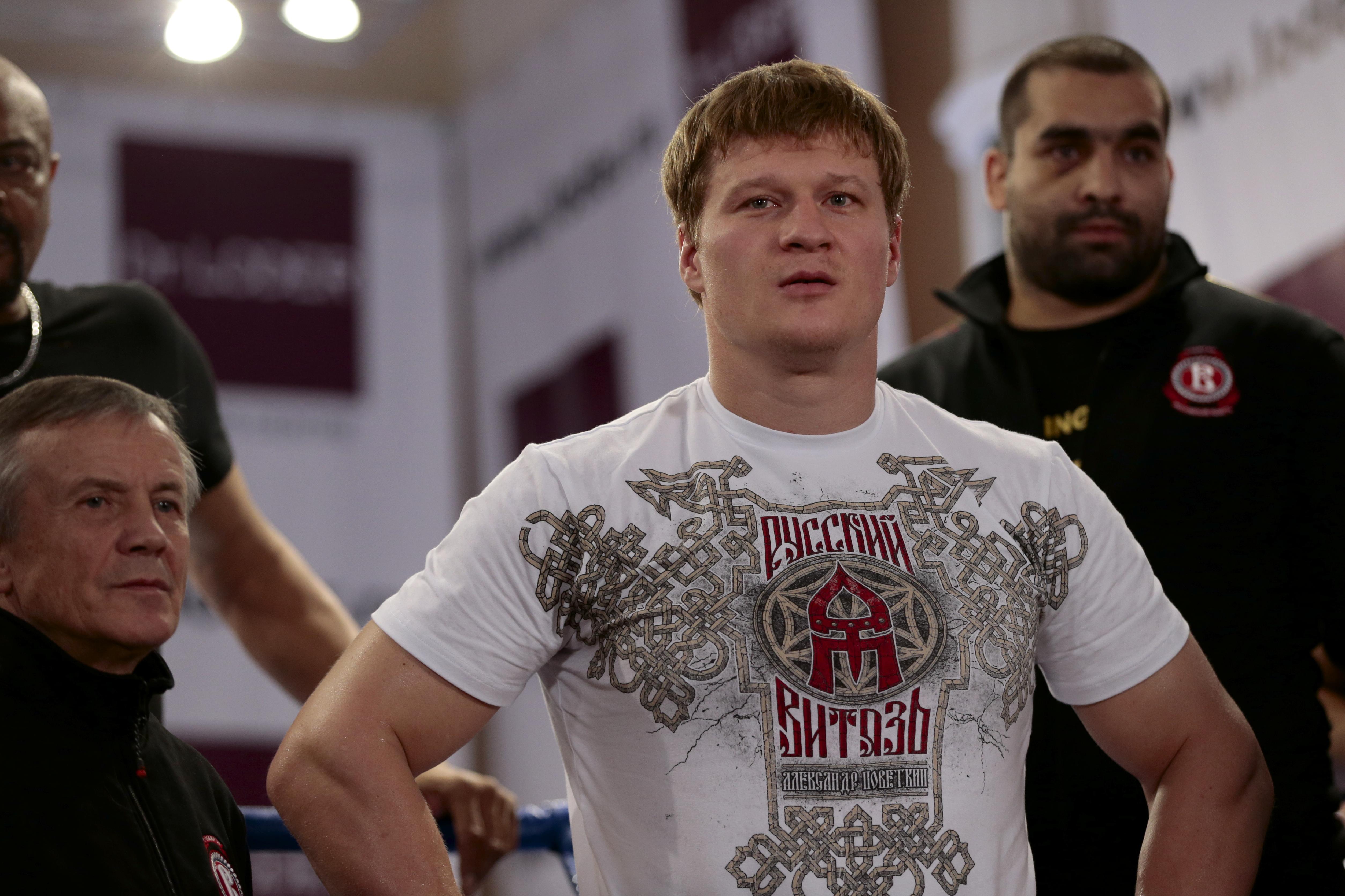 Поветкин признал, что Кличко был сильнее