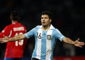 Marca: Завтра Агуэро в Лондоне подпишет контракт с Манчестер Сити