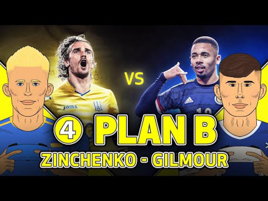 Украина - Шотландия: видео онлайн-трансляция матча в FIFA 20