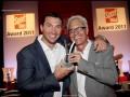 Кличко получил награду за организацию лучшего спортивного события 2011 года