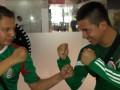 Мексиканские болельщики отбили атаку бразильского вора