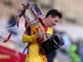 Месси переписал несколько рекордов победой в Кубке Испании