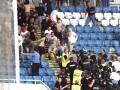 Сербские фанаты собирались сорвать матч Черноморца в Лиге Европы