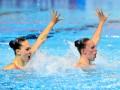 Украина завоевала серебро ЧЕ в артистическом плавании