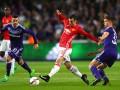 Андерлехт ушел от поражения в матче с Манчестер Юнайтед