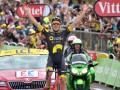 Кальмежан впервые в карьере выиграл этап Тур де Франс
