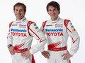 Пилоты Toyota рассказали о новом сезоне