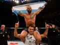 UFC Fight Night 140: Понзиниббио нокаутировал Магни и другие результаты турнира