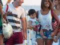 Месси с женой и друзьями весело отдыхает на Ибице (ФОТО)