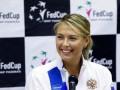 Шарапова исключена из заявки на Roland Garros