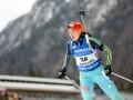 Украинская биатлонистка дисквалифицирована на год