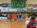 Матч Черкасских Мавп и Днепра закончился дракой баскетболистов и фанатов