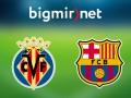 Вильярреал - Барселона 1:0 Онлайн трансляция матча чемпионата Испании
