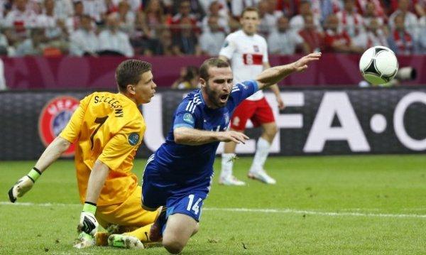 Щесны сейчас уйдет, а греки получат шанс победить