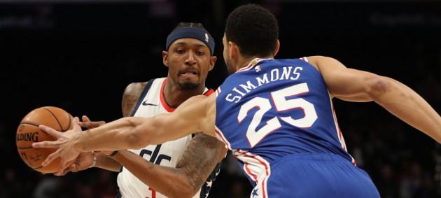 НБА: Финикс в овертайме обыграл Новый Орлеан, Филадельфия уступила Вашингтону