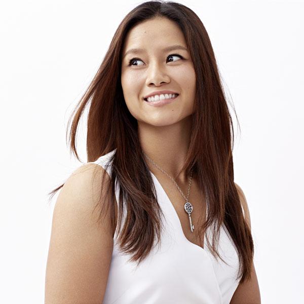 Ли На снялась в рекламе украшений