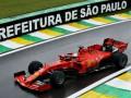 Албон выиграл первую практику Гран-при Бразилии, Феттель - вторую