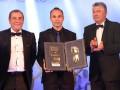 Андрес Иньеста стал обладателем премии Golden Foot (фото)