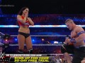 Известный рестлер сделал предложение своей девушке на ринге
