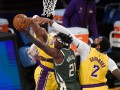 НБА: Лейкерс проиграли Милуоки, Даллас обыграл Бостон