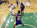 Четвертый матч финала NBA стал самым рейтинговым за последние шесть лет