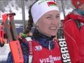 Домрачева: Бьорндален не является моим тренером