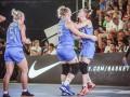 Сборная Украины вышла в финал чемпионата мира по баскетболу 3х3